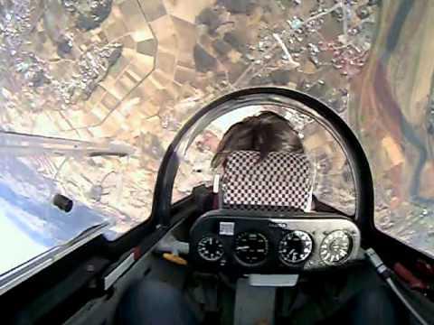 グライダー曲技飛行の世界