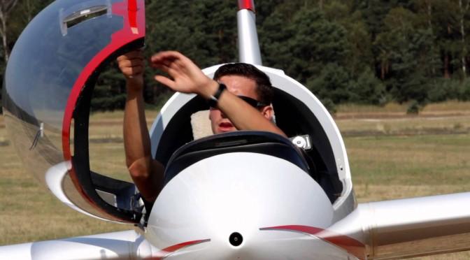 2014 グライダー曲技飛行世界選手権動画