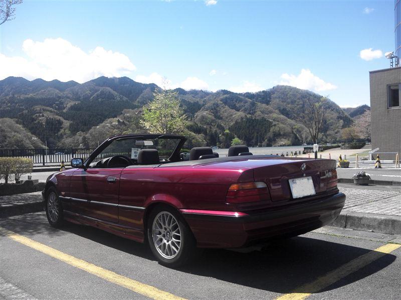 E36 325i Cabriolet アライメント ...