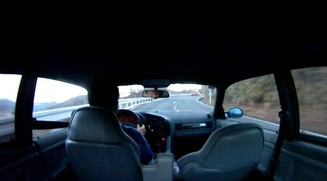 新春ドライブ