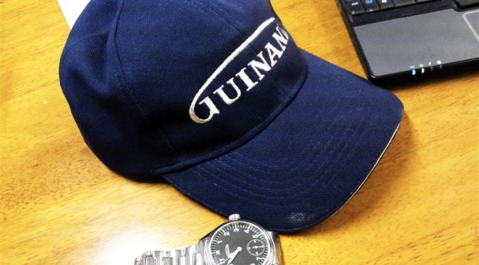 Guinand Cap Aviator model