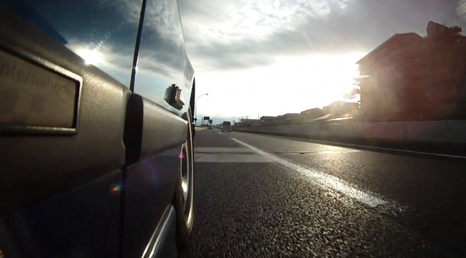 E36 M3 ストロークを見てみよう!!①