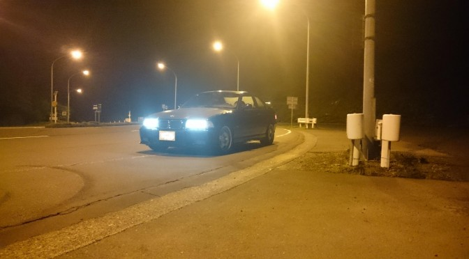 E36 M3で伊豆スカイラインへ