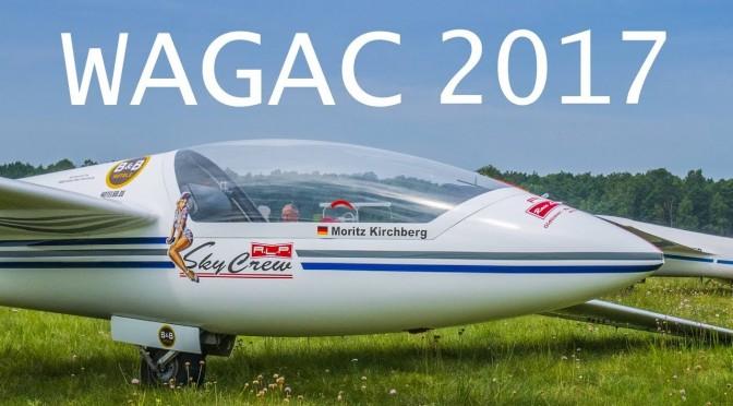2017年 グライダー曲技飛行世界選手権 動画