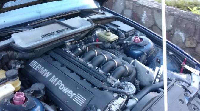 E36 M3 イリジウムプラグと相性悪いのかなぁ?