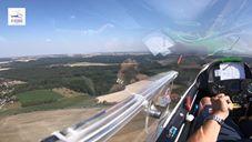 グライダー曲技飛行世界選手権 競技最終日