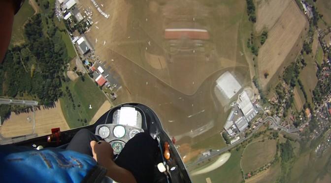 グライダー曲技飛行世界選手権 競技5日目