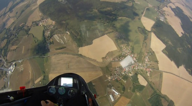 グライダー曲技飛行世界選手権 競技8日目