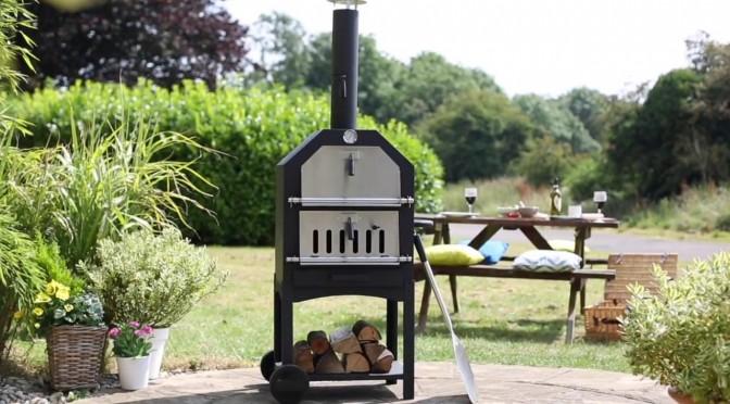 薪ストーブ設置 【薪の確保 とアウトドア オーブン】