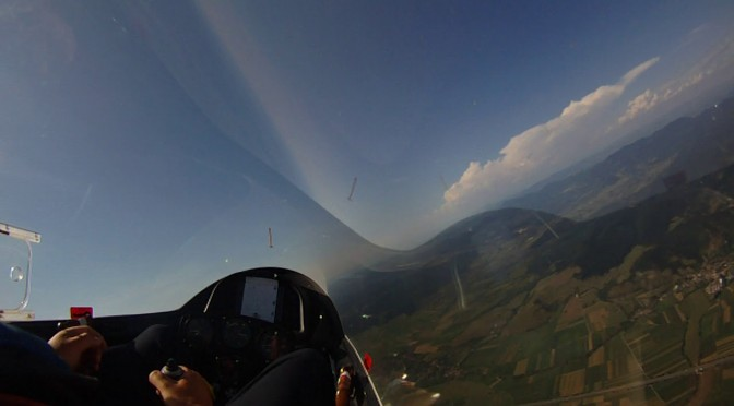 グライダー曲技飛行世界選手権 競技4日目
