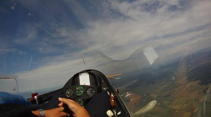 グライダー曲技飛行世界選手権 競技6日目
