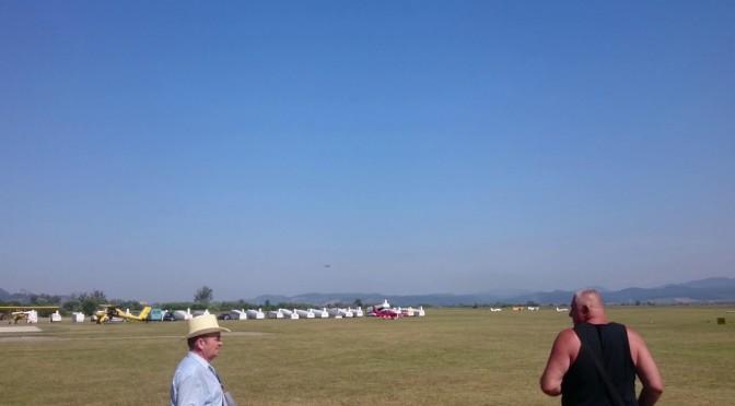グライダー曲技飛行世界選手権 エアショー&クロージングセレモニー