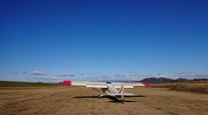 週末のグライダー曳航 【2019年最終フライト】