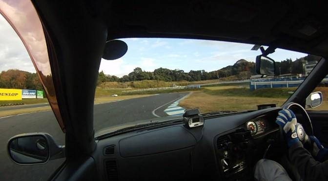 R33 GT-R「大先輩号」茂原ツインサーキット 走行会⑤