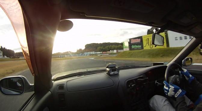 R33 GT-R「大先輩号」茂原ツインサーキット 走行会⑥
