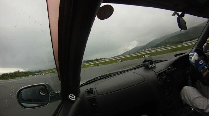 R33 GT-R「大先輩号」 砂子塾に行ってきました②